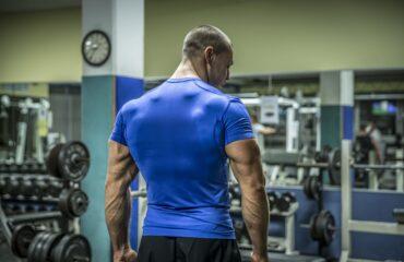 Rücken - Klimmzug Training